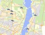 Диспетчеризация с помощью системы мониторинга автотранспорта Вояджер