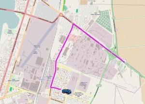 Карта Openstreet
